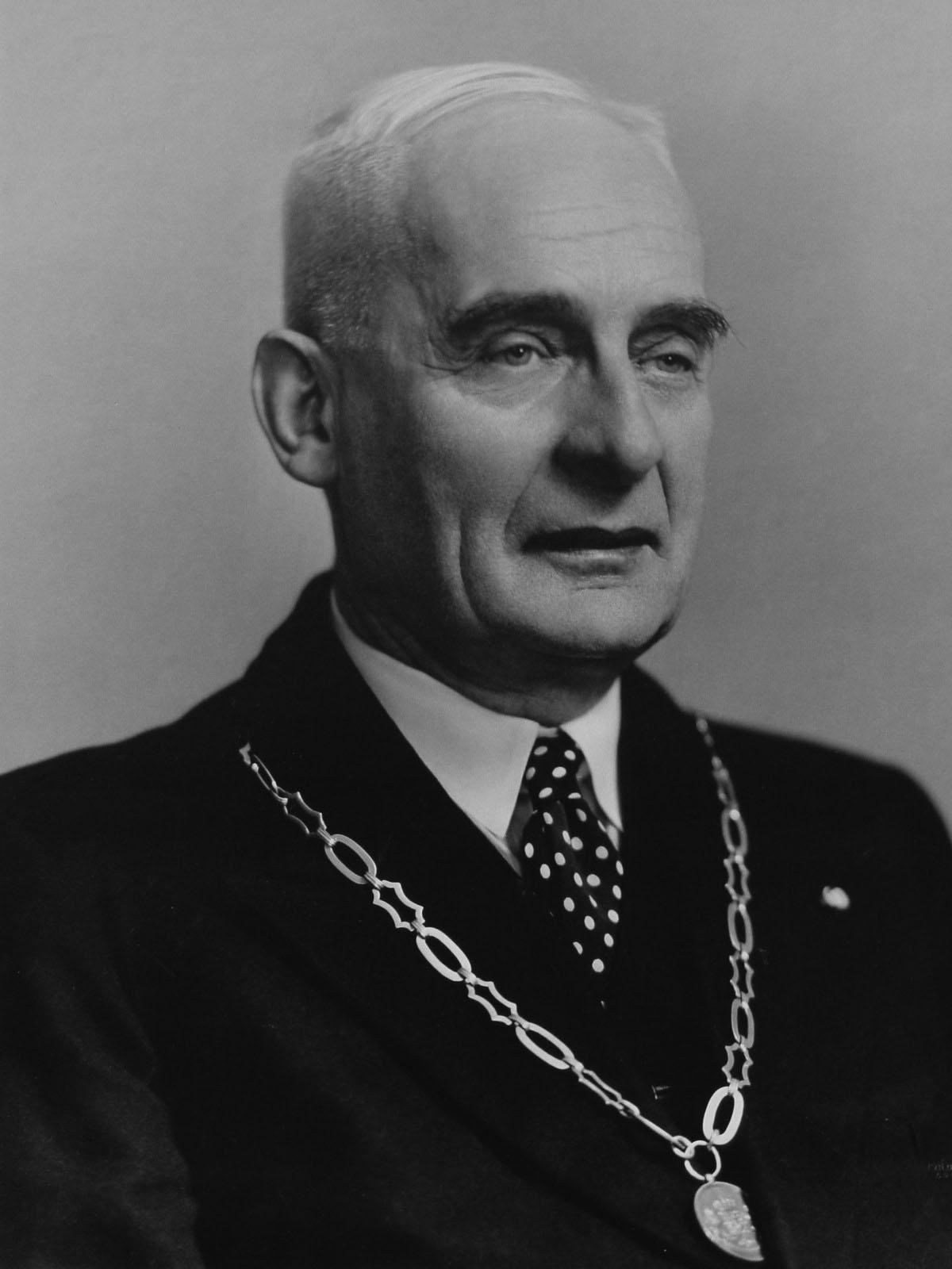 Burgemeester Gautier