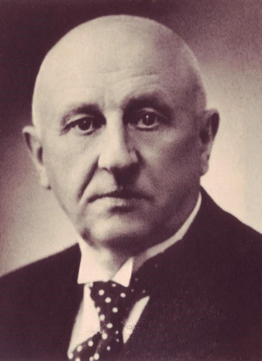 Burgemeester J.A. ten Holte_bron_Historische Vereniging Aold Daoln