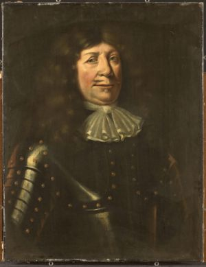 Carel Rabenhaupt Luitenant-Generaal 1602-1675 bron_Rijksmuseum