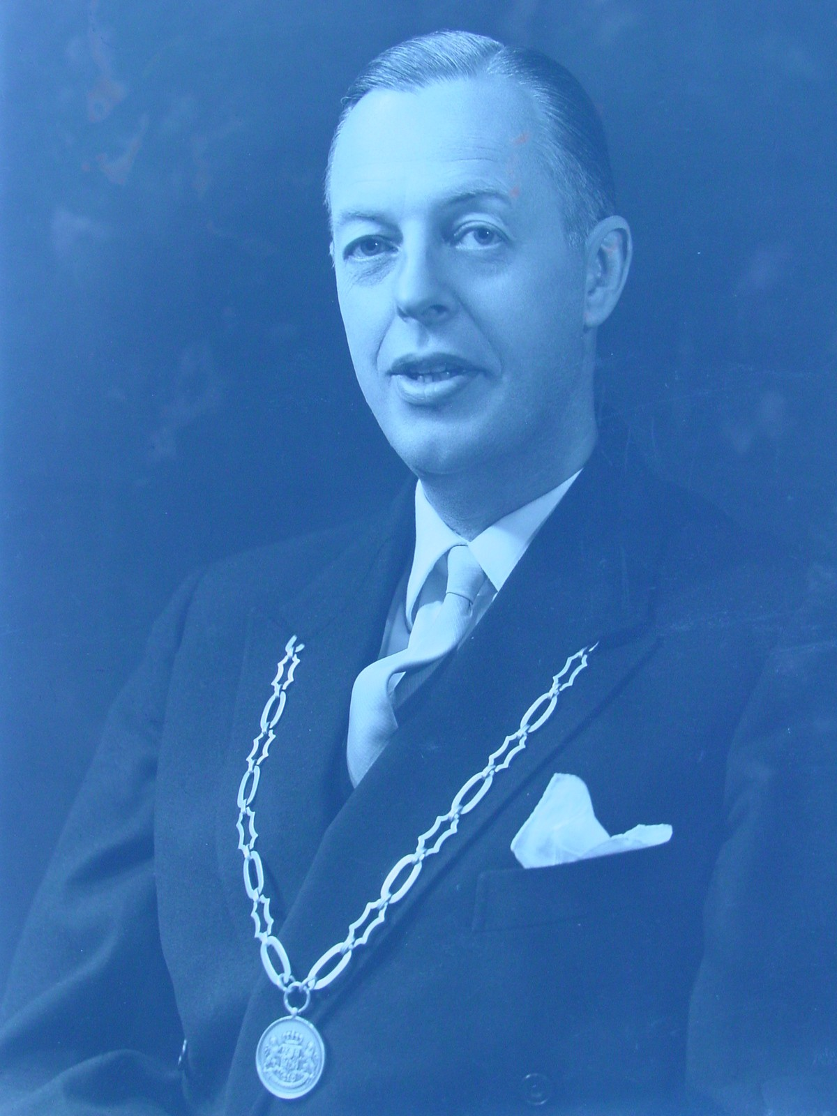 Burgemeester A. Feith