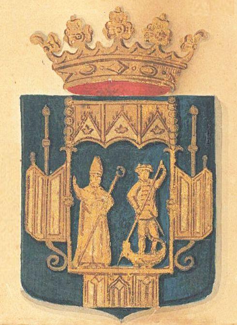 Gemeentewapen Coevorden 1819