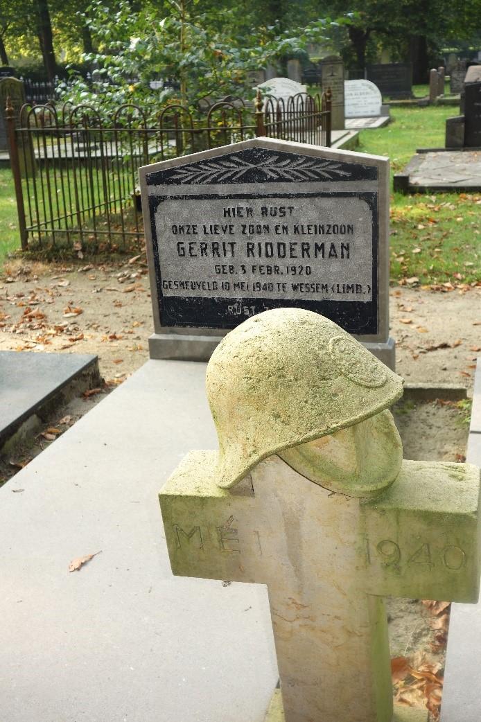Graf Gerrit Ridderman in Dalen_Bron_Historische Vereniging Aold Daoln