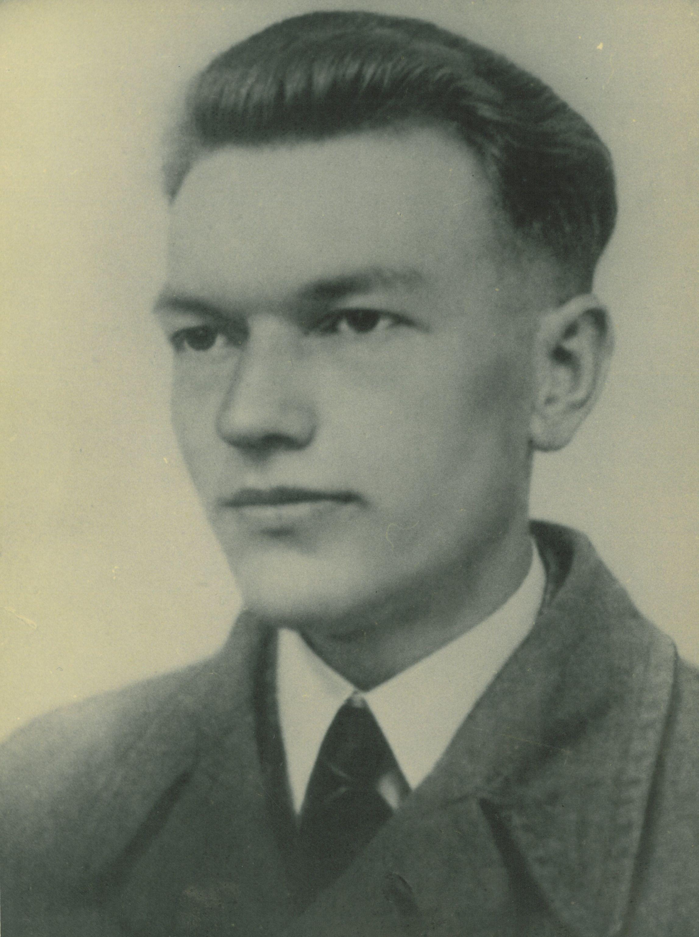 Hendrik Albertus Veurink uit Dalerveen gemeenteambtenaar__gearresteerd in 1942_overleden in Neuengamme