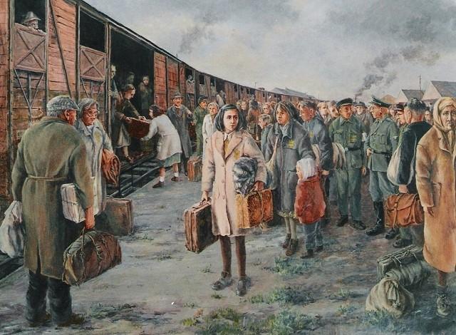 Kamp Westerbork_Bron_Historische Vereniging Aold Daoln