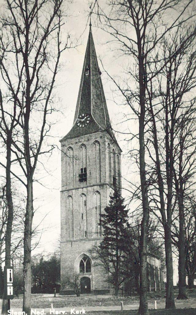Nederlands Hervormde Kerk Sleen