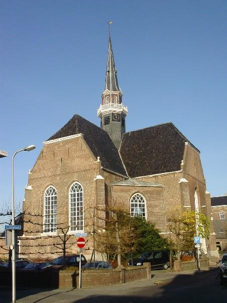 De Nederlands Hervormde Kerk van Coevorden