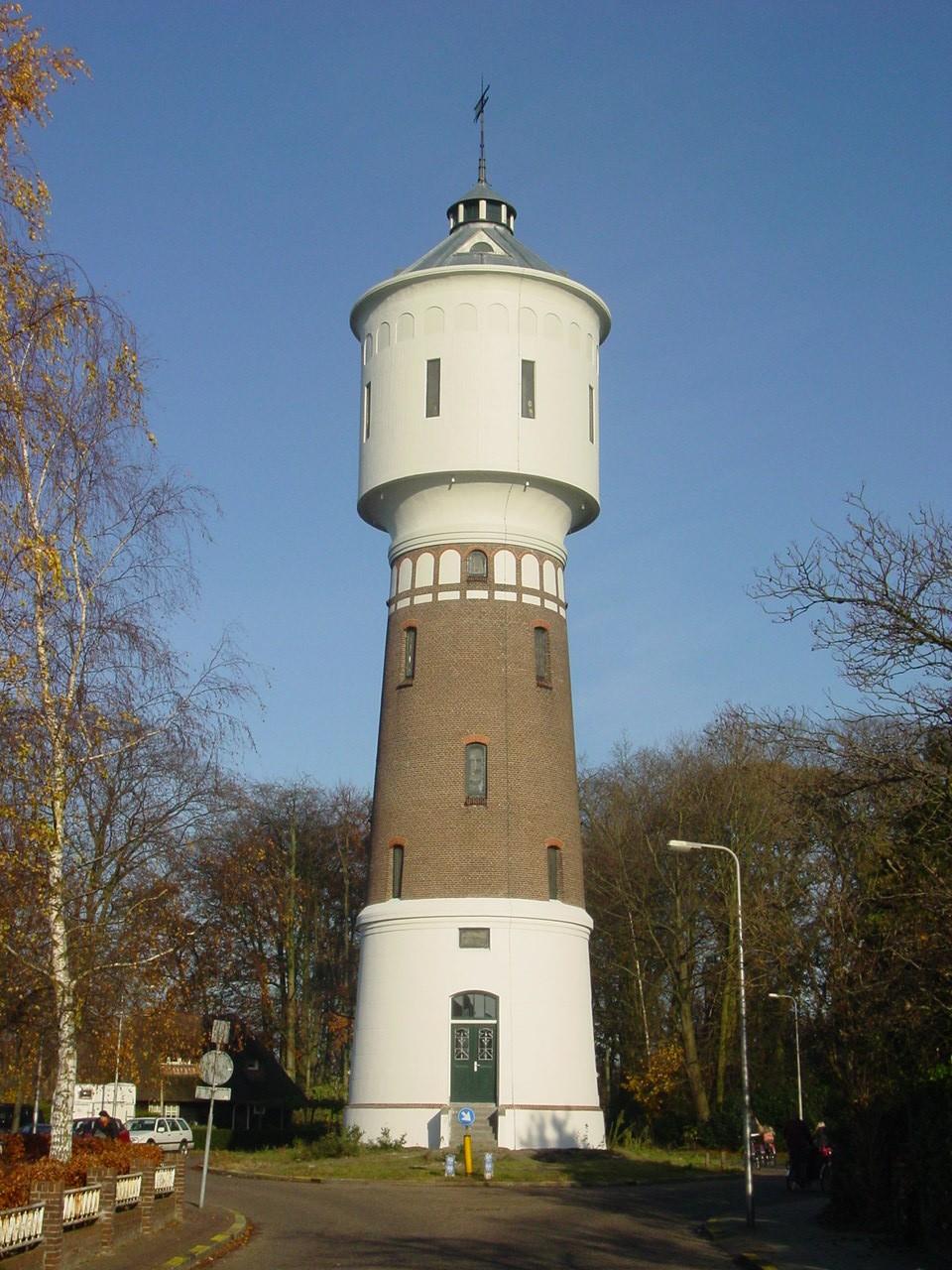 Dr. Picardtlaan Watertoren (foto:Henk Mepschen)