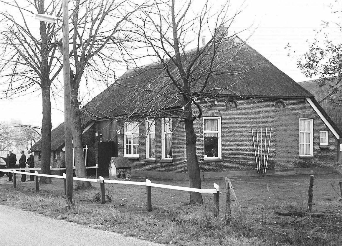 Reindersdijk 33_Bron_Historische Vereniging Aold Daoln
