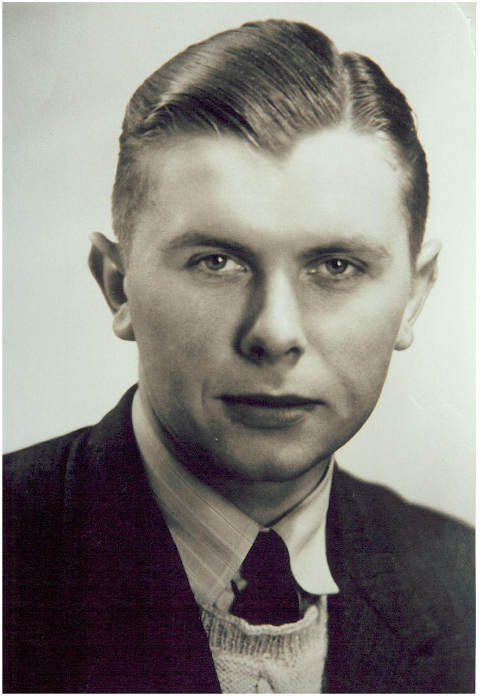 Verzetsman Albert Rozeman