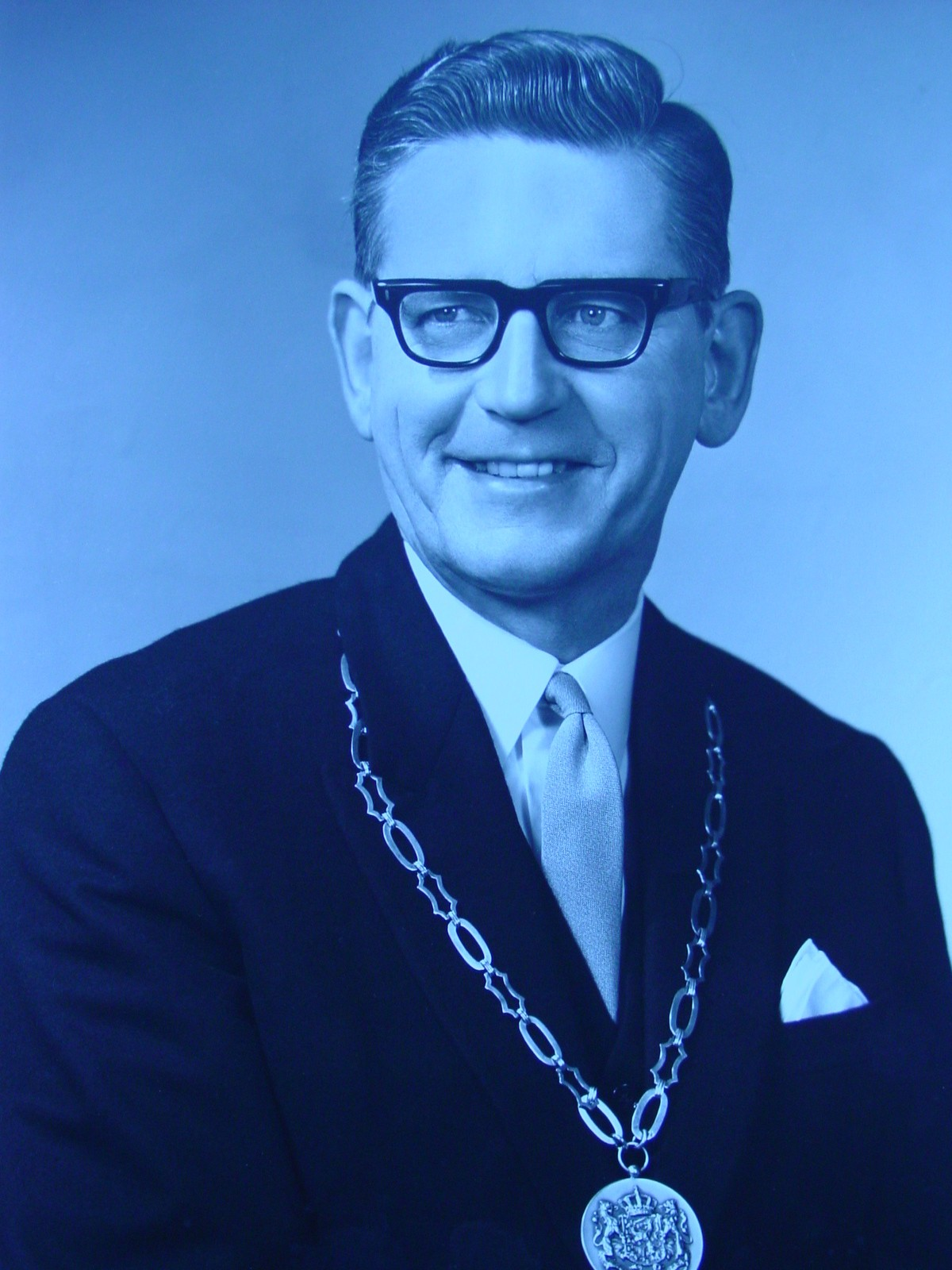 Burgemeester P.A. Wolters