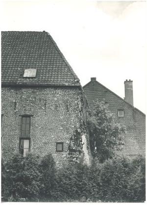 Zuidwestzijde voor restauratie