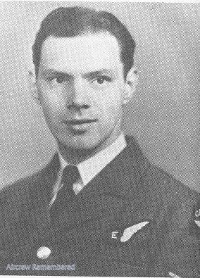 sgt F.W. Walkerdine (RCAF)