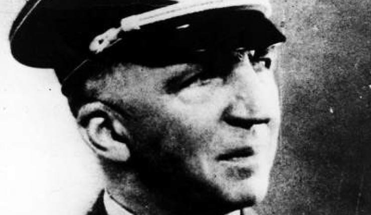 Oberst Wilhelm Staehle